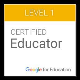 Badge-GCE-Level1