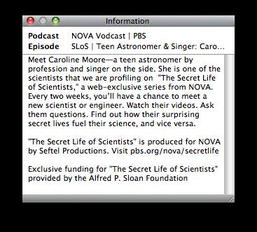 Secret Life of Scientists