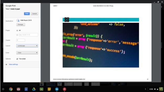 On The Chromebook: Taking Screenshots | Tech 2 Teach