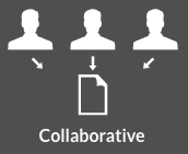 WeVideo Collaborative project type