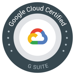 gCloud Certification Badge