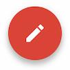 Gmail mobile compose icon